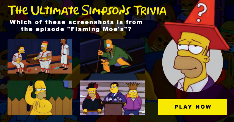 Dark Simpsons Trivia