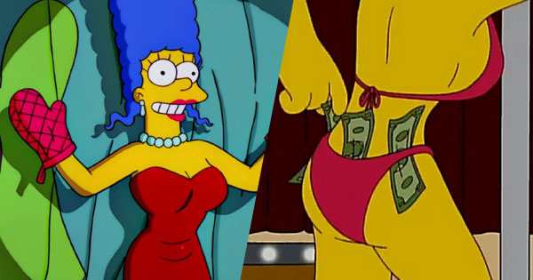 A Strip Girl Named Marge