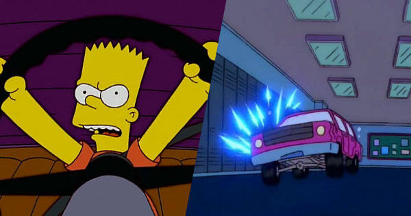 Bart Doesn't Get Hit by a Car