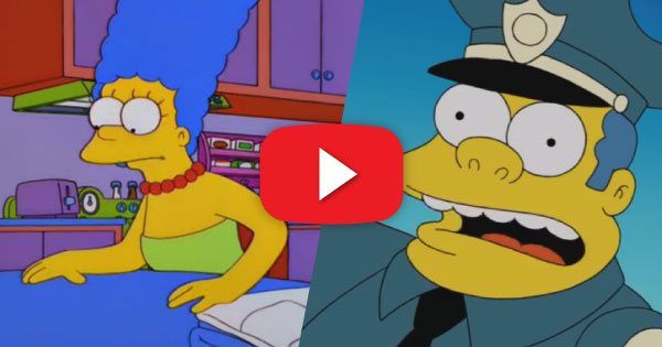 Chief Wiggum Hunts a Serial Killer