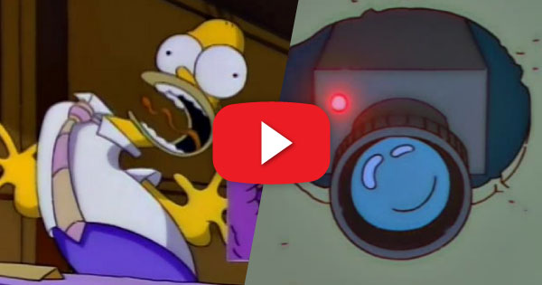 Homer Gets Fired
