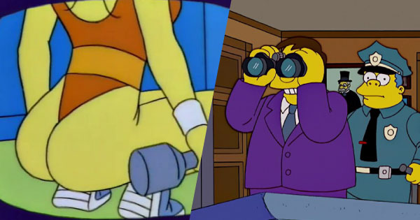 Mayor Quimby vs. Patty and Selma